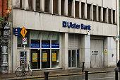 istock PHOTO OF Ulster Bank 1202748646