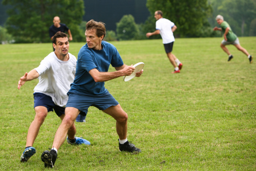 South Kingstown Ultimate Frisbee Club   by Billy Considine