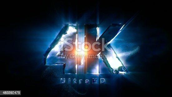 istock 4K Ultra HD 483392475