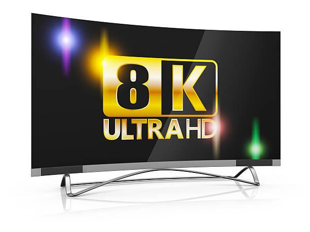8 K Ultra HD – Foto