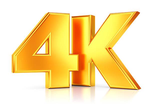 ultra hd-tv-icon - 4k led tv stock-fotos und bilder