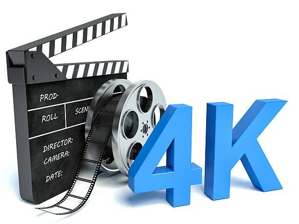 4 k ultra hd-technologie - 4k led tv stock-fotos und bilder