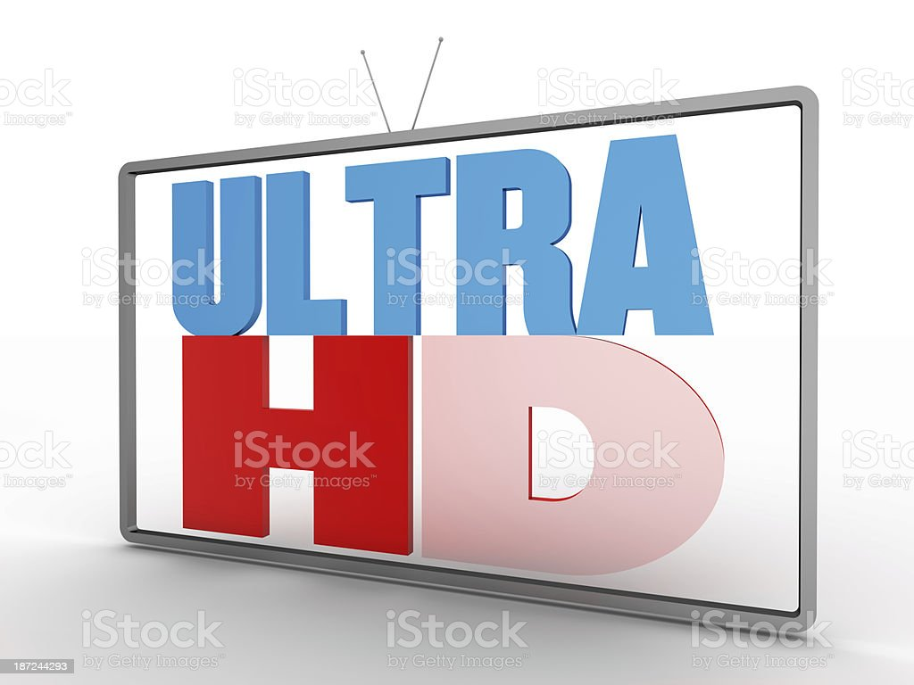 Ultra High-definition royalty-free stock photo