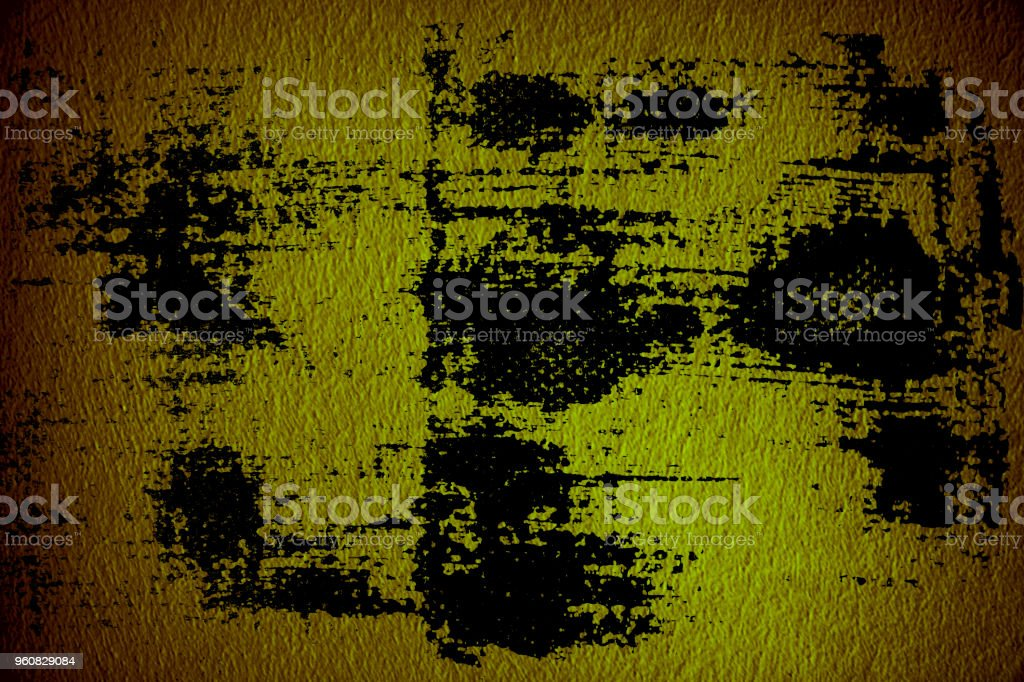 Ultra orange Plaster surface or stucco wall - indoors background stock photo