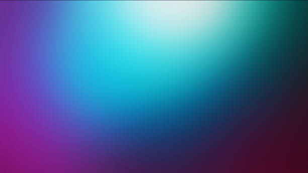 Ultra Violet Defocused Blurred Motion Abstract Background Ultra Violet Defocused Blurred Motion Abstract Background, Horizontal, Widescreen turquoise colored stock pictures, royalty-free photos & images