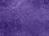 Ultra Violet Grunge Ombre Texture Purple Concrete Trendy Mysterious Background