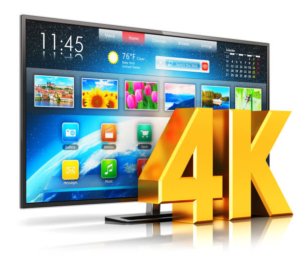 4K UltraHD smart TV Map source: 4k resolution stock pictures, royalty-free photos & images