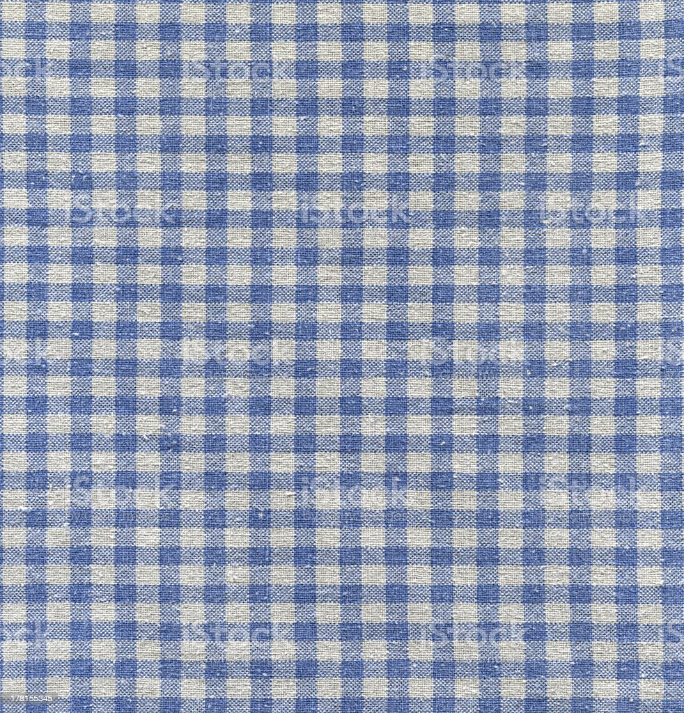 Ultra-high resolution-blue and white gingham texture background pattern(Pixel:9685 x 10103) stock photo