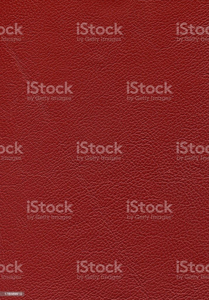 Ultra-high resolution-High resolution red leather texture(XXXL) royalty-free stock photo