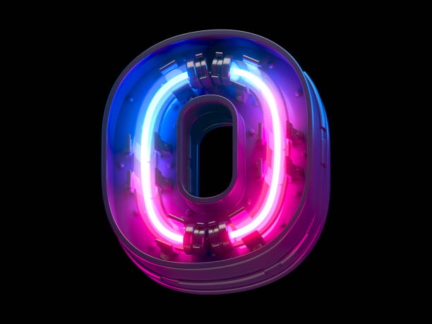 Ultraviolet neon futuristic. Ultraviolet neon futuristic. zero stock pictures, royalty-free photos & images