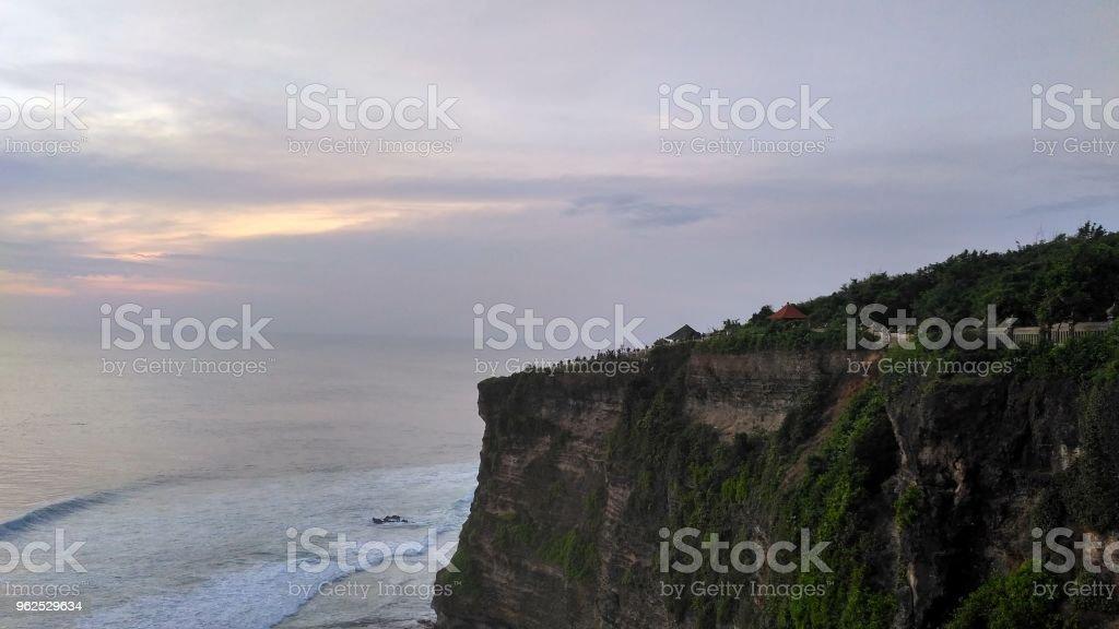 Uluwatu Bali - Royalty-free Beach Stock Photo
