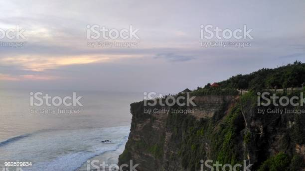 Foto de Uluwatu Bali e mais fotos de stock de Céu - Fenômeno natural