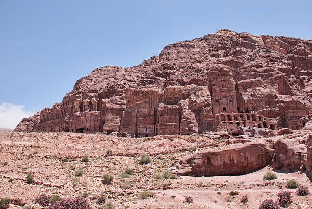 Um (Urn) Grab, Petra, Jordanien – Foto