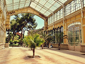 Umbracle, Parc de la Ciutadella, Barcelona, photo taken with an iphone 5