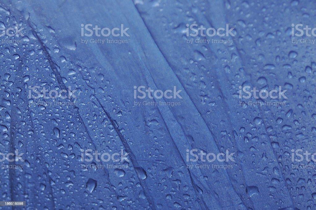 Umbrella Detail royalty-free stock photo