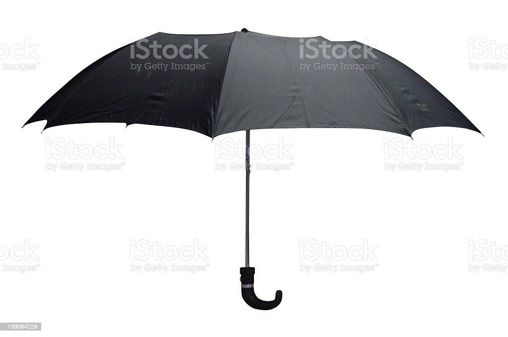 Umbrella Front-shot royalty-free stock photo