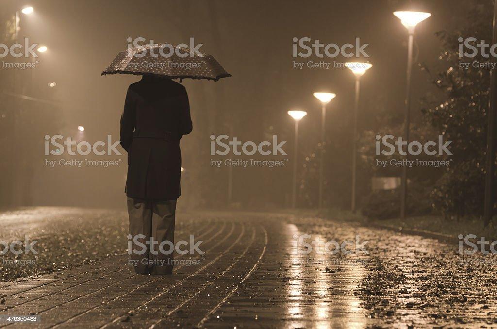 Umbrella royalty-free stock photo