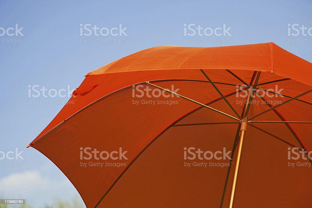 Umbrella # 7 XXXL royalty-free stock photo