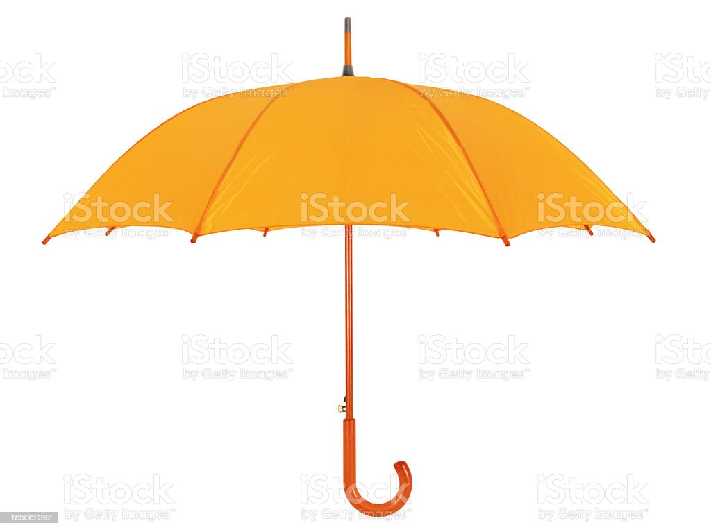 Umbrella+Clipping Path royalty-free stock photo