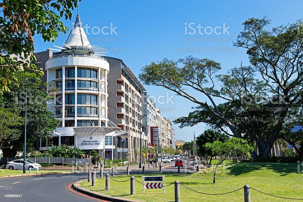 Umhlanga Gateway Shopping Centre royalty-free stock photo