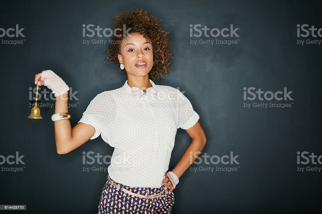 Unapologetically high maintenance stock photo