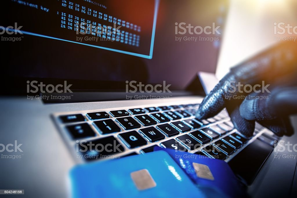 Unauthorized Payments stock photo