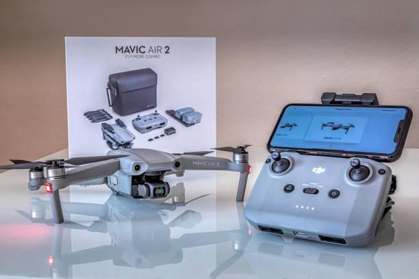 Entpacken Mavic Air 2. – Foto