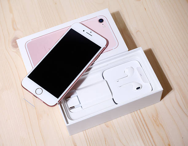 Unboxing Rose gold Apple iPhone 7 – Foto
