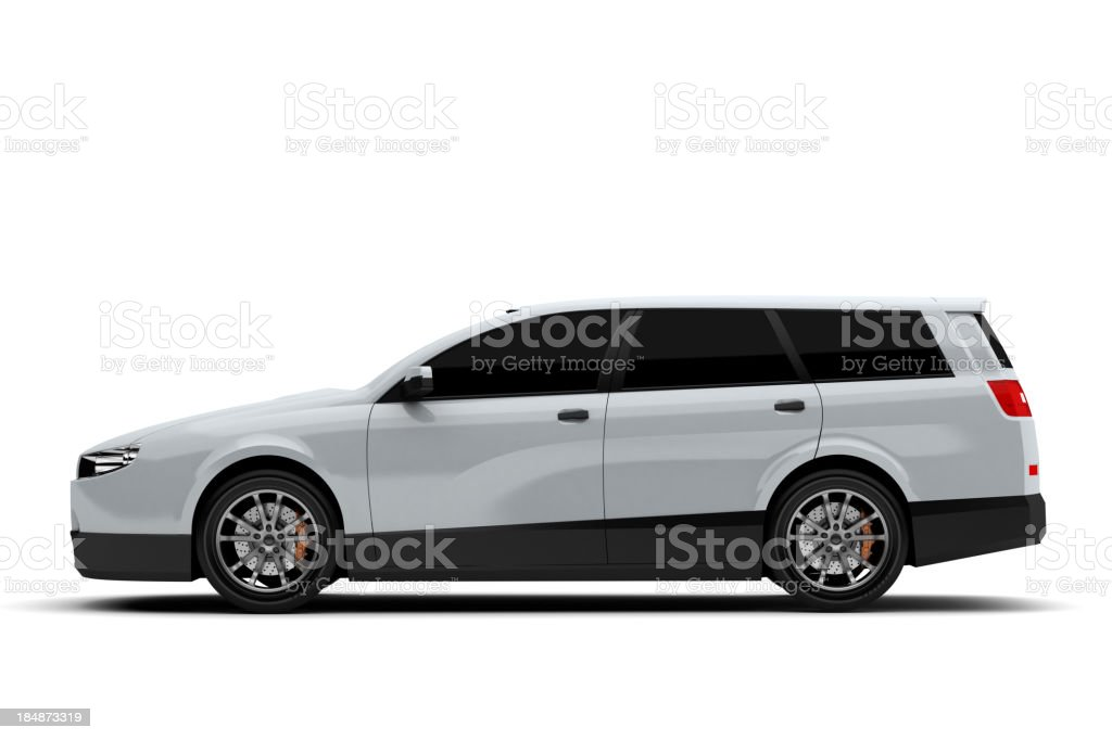 Unbranded car stock photo