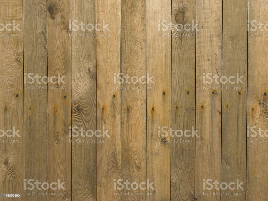 Uncolored wooden fence texture royalty-free stock photo