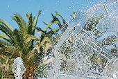 Uncommon fountain