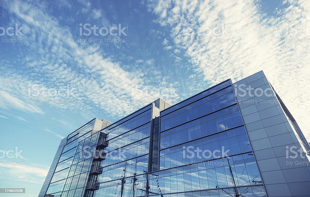 Under Afternoon Skies royalty-free stock photo