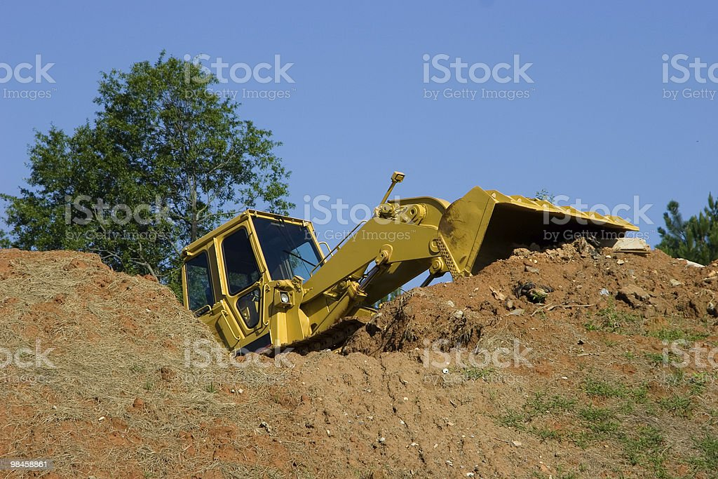Under construction 28 royalty-free stock photo