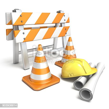 istock Under construction concept 3D 903908614