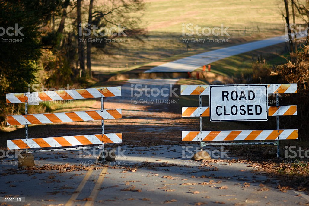 Under construction Signs - foto de acervo