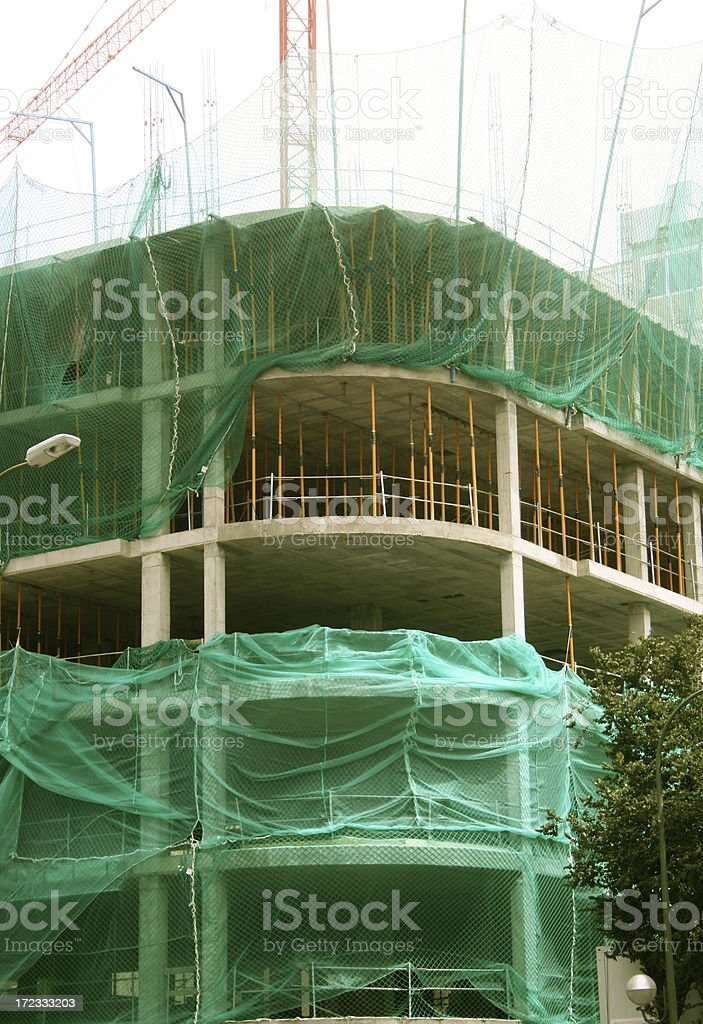 under contruction royalty-free stock photo