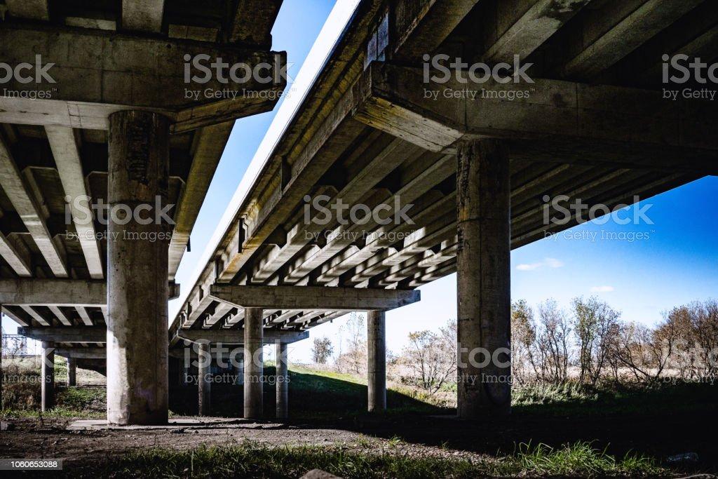 Sous les ponts - Photo