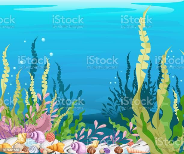 Under the sea vector background marine life landscape the ocean and picture id697064656?b=1&k=6&m=697064656&s=612x612&h=ss52xix2lrsvhyysxjjln8uco bbo7eumdkbv4pfo m=