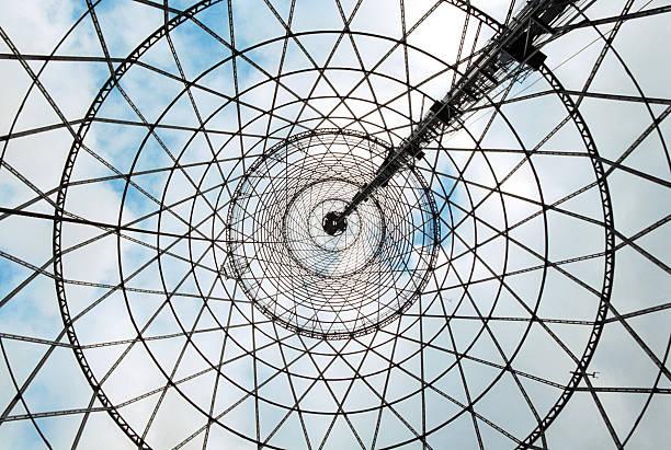 Die Shukhov radiotower (Moskau – Foto