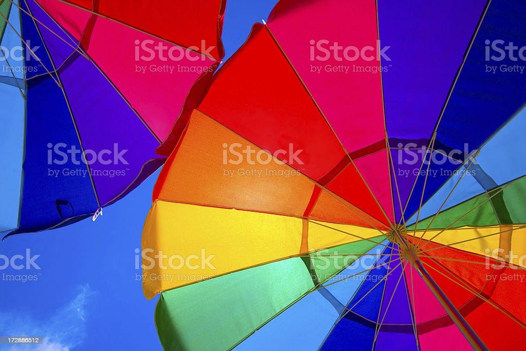 Under Umbrella royalty-free stock photo