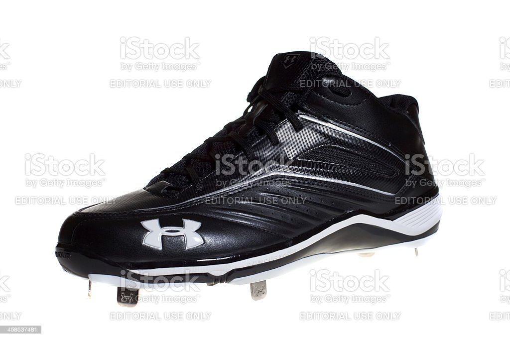 Underarmour Ignite II Mid stock photo