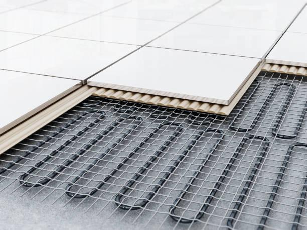 Untergeschoss System Heizungsbau – Foto