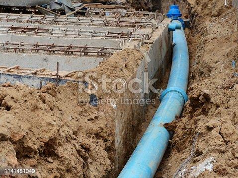 Dirt, Building - Activity, Sewage, Mud, Pipe - Tube