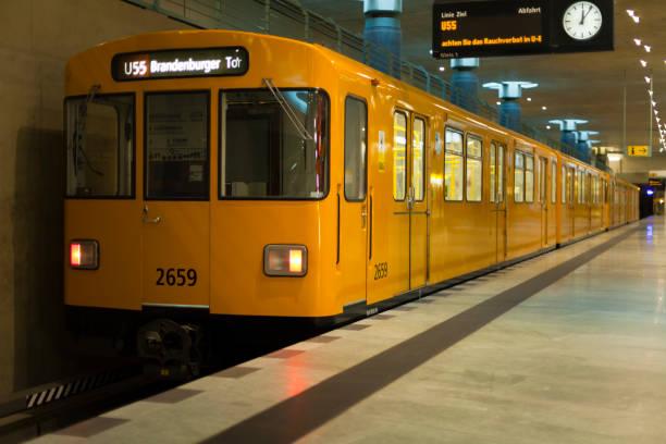 U-Bahn-Station. – Foto