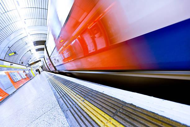 U-Bahn in London. – Foto