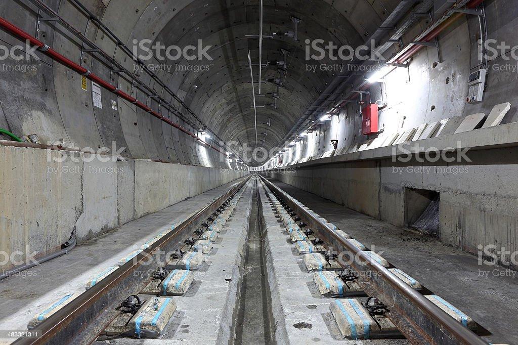 U-Bahn Tunnel – Foto