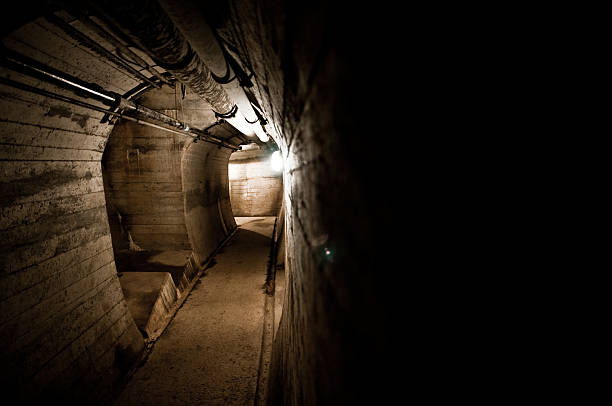 underground tunnel system underground tunnel system with lots of copy space for you to add your texte. See also this RELATED image: bomb shelter stock pictures, royalty-free photos & images
