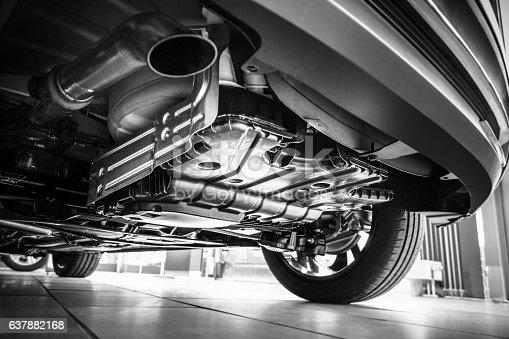 istock Underneath a car 637882168