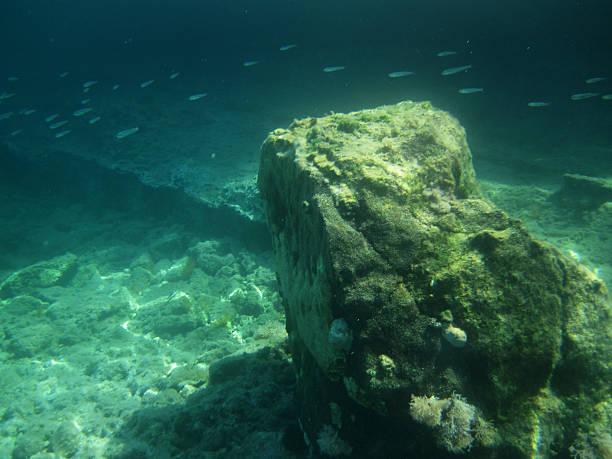 Podwodne beach rock – zdjęcie