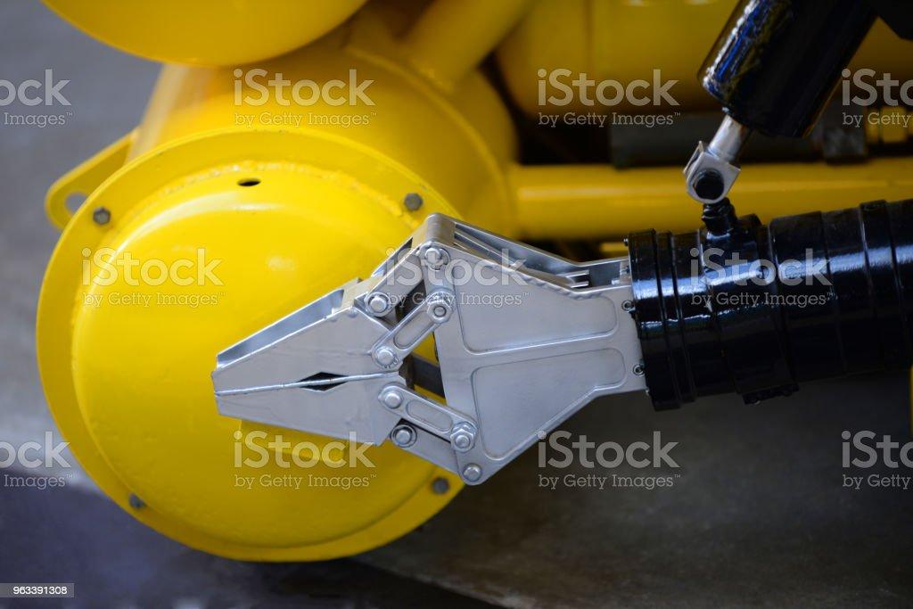 Robot podwodny - Zbiór zdjęć royalty-free (Robot)